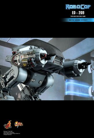 Robocop ED-209 Movie Masterpiece 1/6 Scale Figure