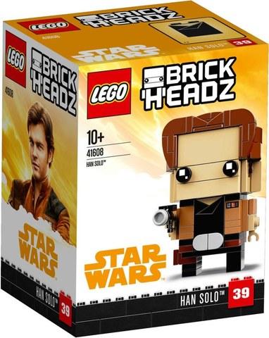 BrickHeadz Хан Соло 41608