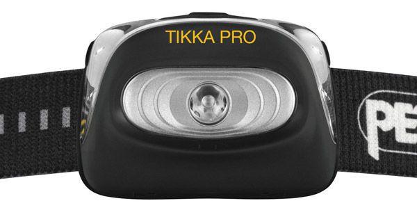 светодиодный фонарь Petzl TIKKA PRO черный купить