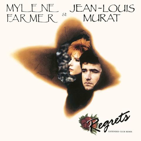 Mylene Farmer, Jean-Louis Murat / Regrets (12