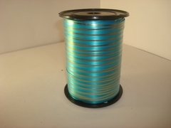 Лента с зол/пол.(0,5 см*250 ярд.) Голубой