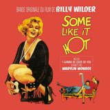 Soundtrack / Certains L'Aiment Chaud! Some Like It Hot (CD)