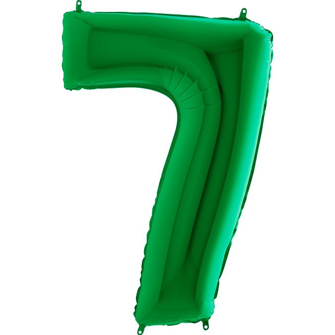 Шары цифры Шар цифра 7 Зеленая 037gr-number-7-green.jpg