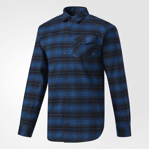 Рубашка мужская adidas ORIGINALS STRETCH FLANNEL