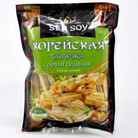 Спаржа соевая сушеная Sen Soy, 110г