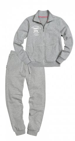 BAXP7010 Pelican Комплект для мальчиков спортивный серый
