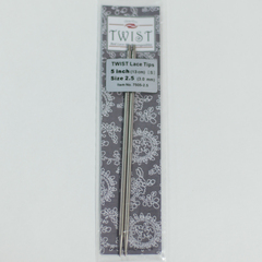 ChiaoGoo Спицы съемные металл 13 см S и L