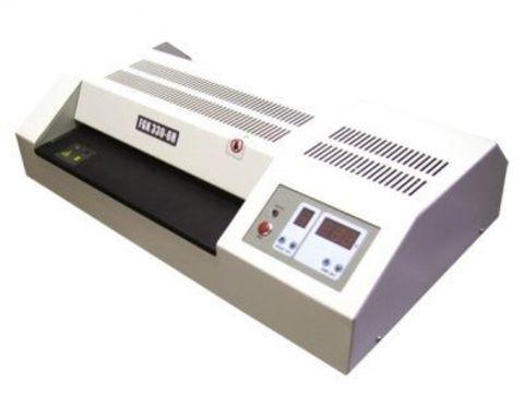 Пакетный ламинатор FGK 330-6R - формат А3, ширина до 330мм, 6 валов, холодное и горячее ламинирование, реверс.