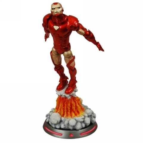 Iron Man. Marvel Select Figure || Коллекционная фигурка Железный Человек