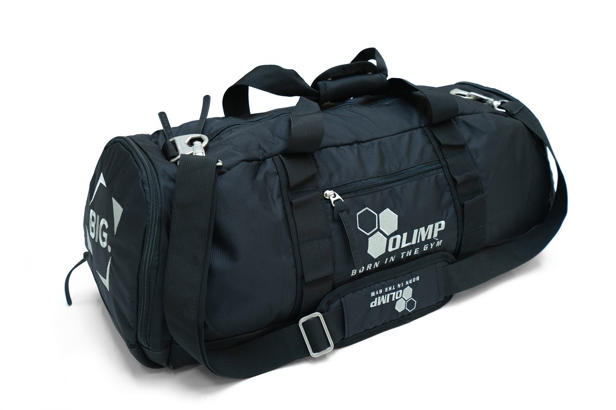 Сумка Olimp UNIVERSAL MEDIUM DUFFEL BAG Black