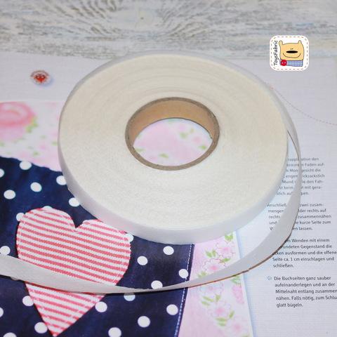 Паутинка на бумаге клеевая 1,5см (90 см)