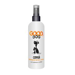 Good Dog Спрей-ликвидатор меток и запаха для собак 150мл