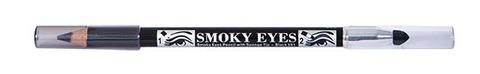 Карандаш Smoky Eyes с растушевкой для глаз,тон 591 черный