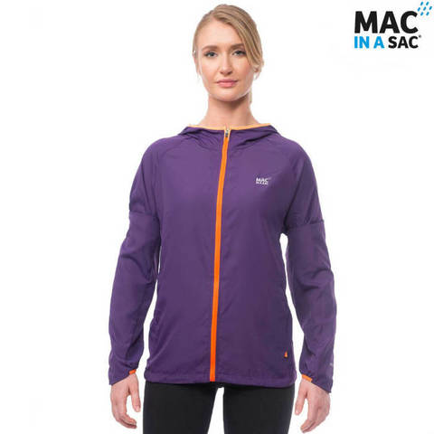 Куртка Mac in a Sac Synergy Ultra unisex Electric violet