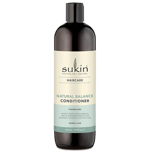 Кондиционер для восстановления баланса кожи головы, Sukin