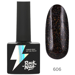 Гель-лак RockNail Basic 606 Playboy