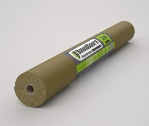SoundGuard Membrane 3,8 2500x1200x3,8 мм Звукоизоляционная мембрана
