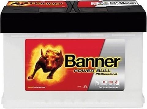 Banner Power Bull Pro 84 Ah (P84 40)
