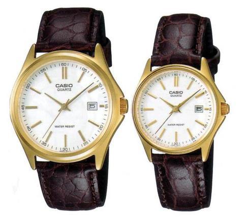 Купить Парные часы Casio Standard: MTP-1183Q-7A и LTP-1183Q-7A по доступной цене