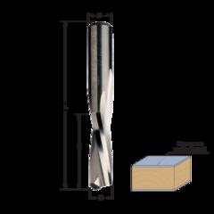 Фреза спиральная монолитная 6x27x70 Z=2 S=8 RH