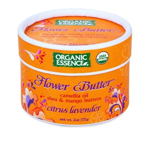 Органический цветочный крем «Цитрус-Лаванда» Organic Essence
