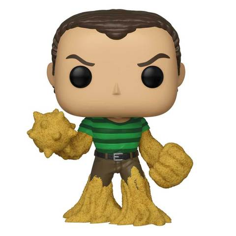 Фигурка Funko POP! Bobble: Marvel: Marvel 80th: Sandman (Exc) 42978
