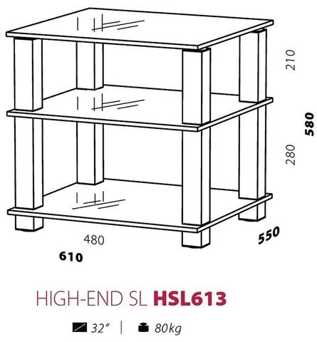 Spectral HSL613 AL