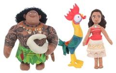 Моана набор мягких игрушек — Moana Plush toys set