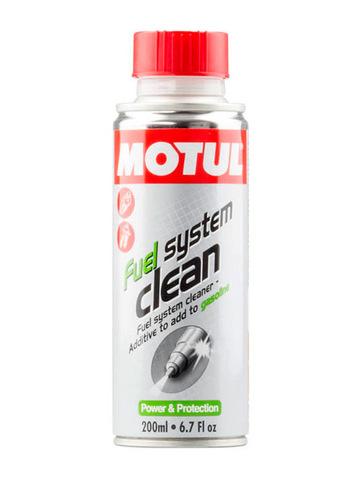Очиститель системы подачи топлива MOTUL Fuel System Clean Moto 200 ml