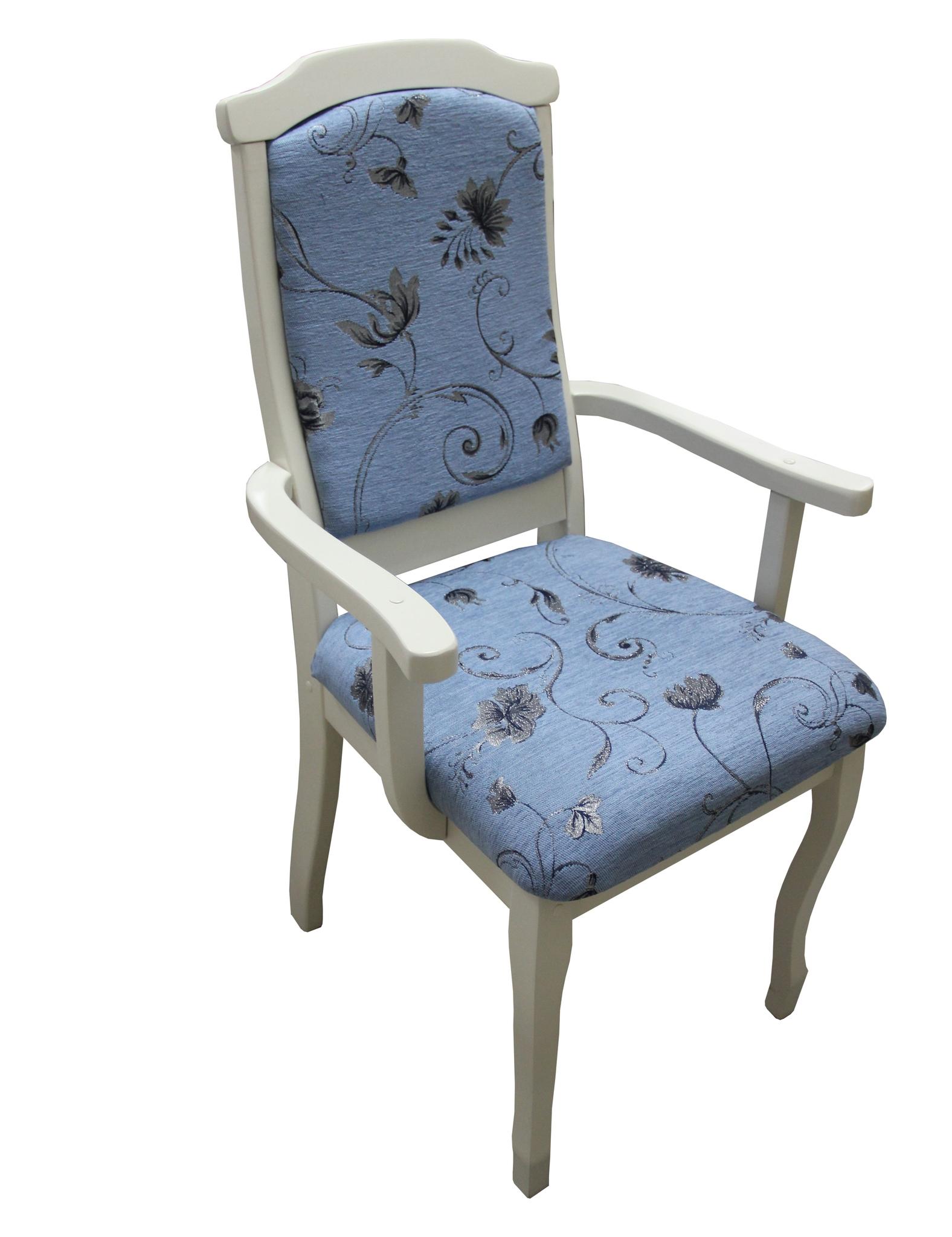 Кресло барон светлый