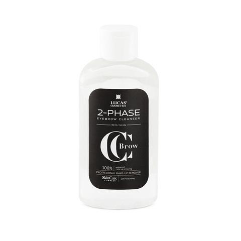 Жидкость двухфазная 2-phase Eyebrow Cleaner, CC Brow, 150 мл