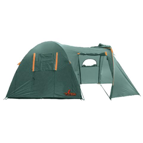 Кемпинговая палатка Totem Catawba 4 (V2) (зеленый)