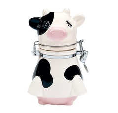 Банка для сыпучих продуктов Boston Warehouse Udderly Cows