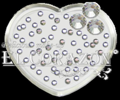 ЭК Стразы стеклянные 100шт/102  SS6-кристалл