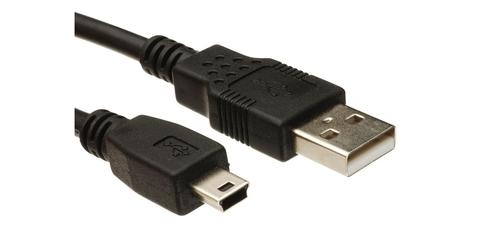 Кабель соединительный GoPro (Mini USB->USB) HERO4 коннекторы