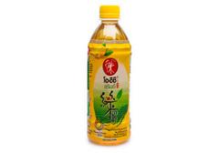 Зеленый чай с вкусом меда и лимона Oishi, 500мл