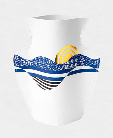 Бумажная ваза SALINA