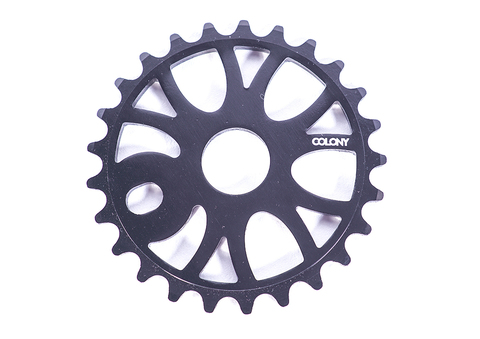 BMX Звезда Colony Endeavour Sprocket 25T Black