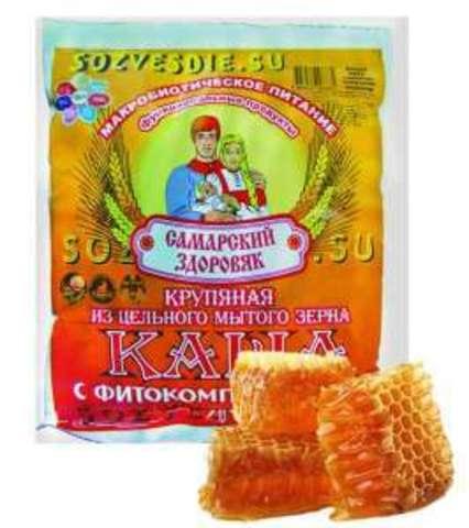 Каша Самарский Здоровяк №69 Пчелиный воск