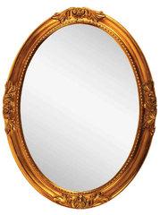 Зеркало овальное Migliore ML.COM-70.503.BR бронза 82х62х5,5см.