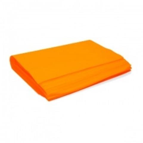 Коврик спанбонд 30 г/м.кв. 40х50 см 100 шт (оранжевый)