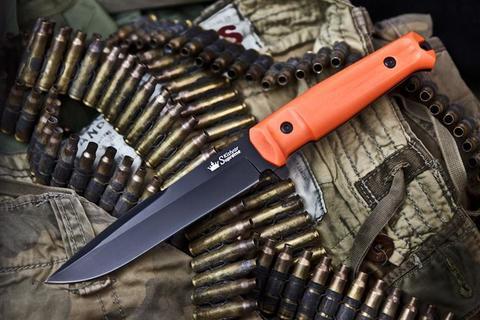 Тактический нож Delta D2 B-Titanium OH