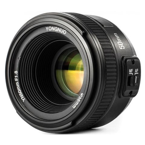 Объектив YongNuo AF 50mm f/1.4 для Canon