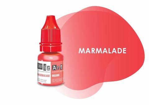 Marmalade (мармелад) • Wizart Organic • пигмент для губ