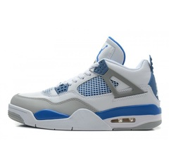 Nike-Air-Jordan-4-IV-Retro-White-Grey-Krossovki-Najk-Аir-Dzhordan-4-IV-Retro-Belye-Serye
