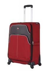 Чемодан SWISSGEAR ARBON, цвет красный/серый, 49x31x78 см, 92 л