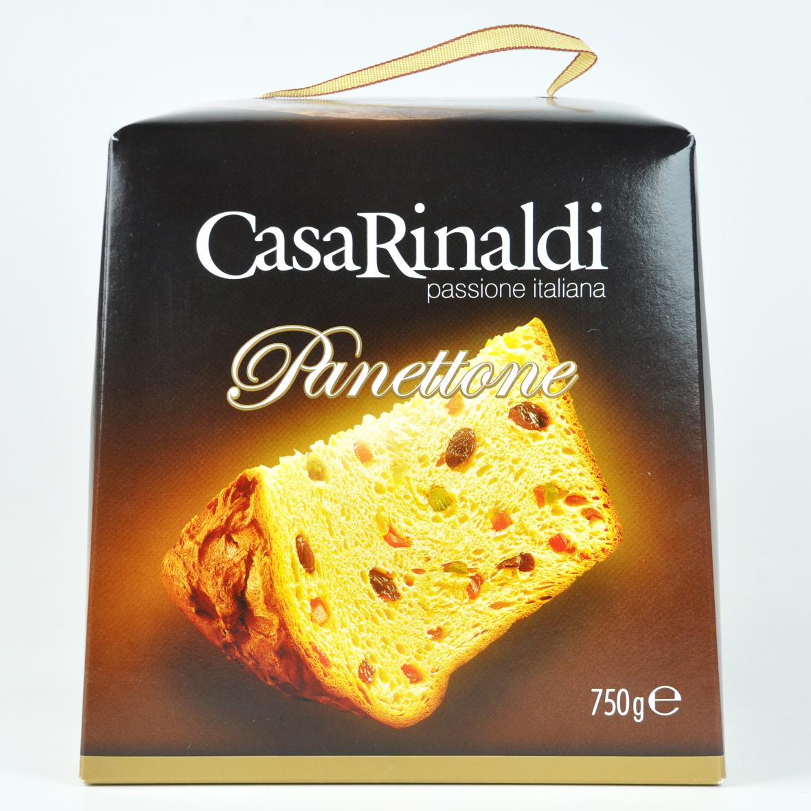 Кулич Casa Rinaldi классический 100 г