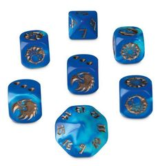 Reikland Reavers Dice Cube