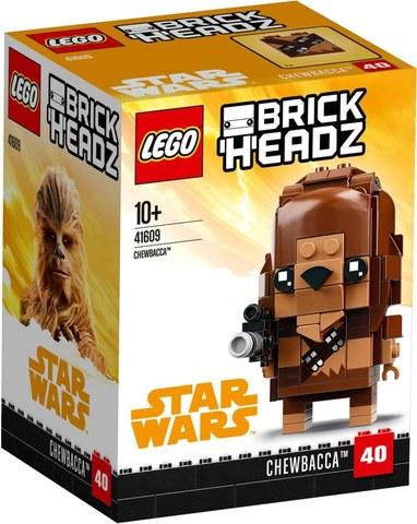 BrickHeadz Чубакка 41609