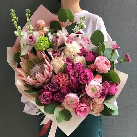 bff08b67b0cfe7 Букет «Квіти кохання» ціна 2 480 грн купити букет з доставкою у ...